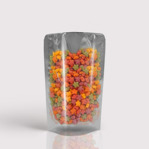 Doypack Envase flexible transparente